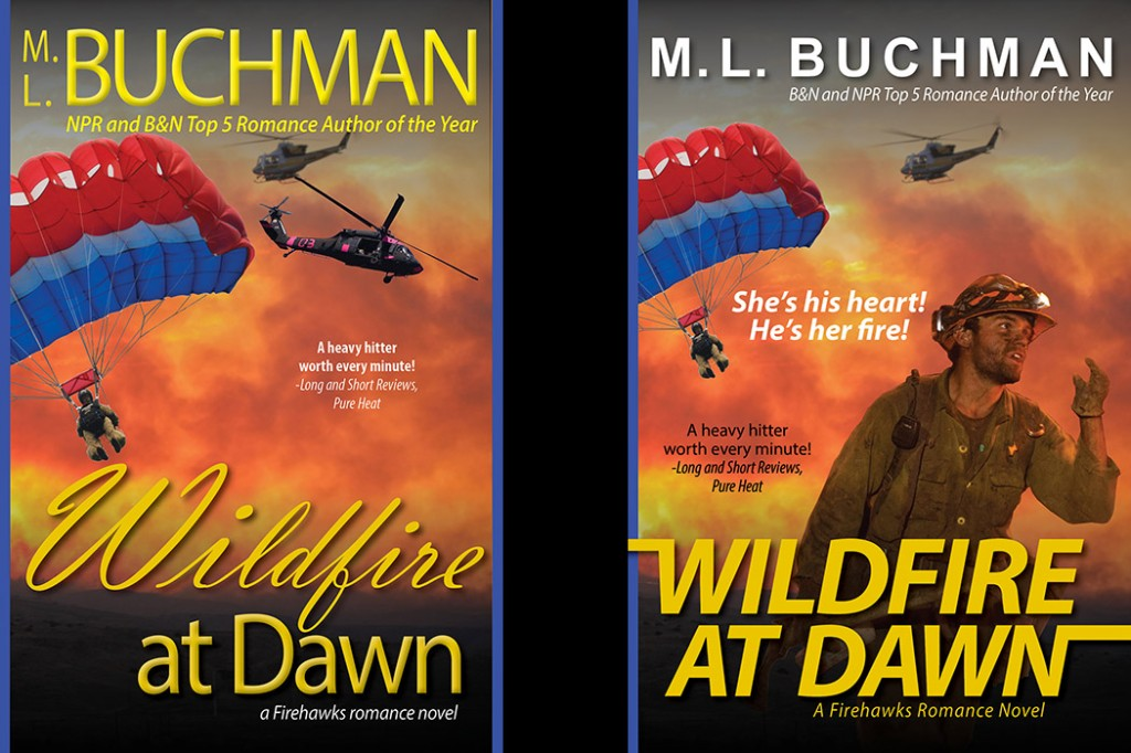 WildfireAtDawn-cover-compare